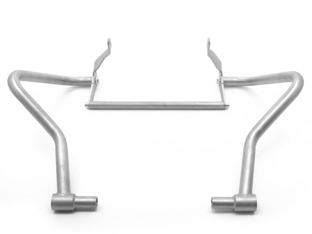 altrider crash bars for the ducati multistrada 950 with light mount kit