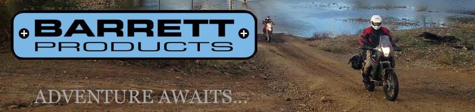 Barrett Products - Motorcycle products